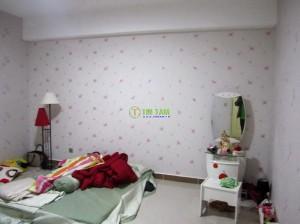 Màn cửa đẹp – Giấy dán tường nhà phố Huyện Hóc Môn TPHCM