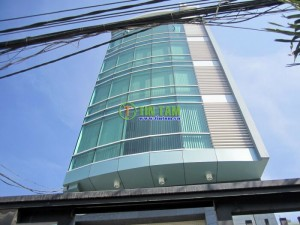 Màn sáo văn phòng Cty Servo Nguyễn Hữu Cảnh, Quận Bình Thạnh