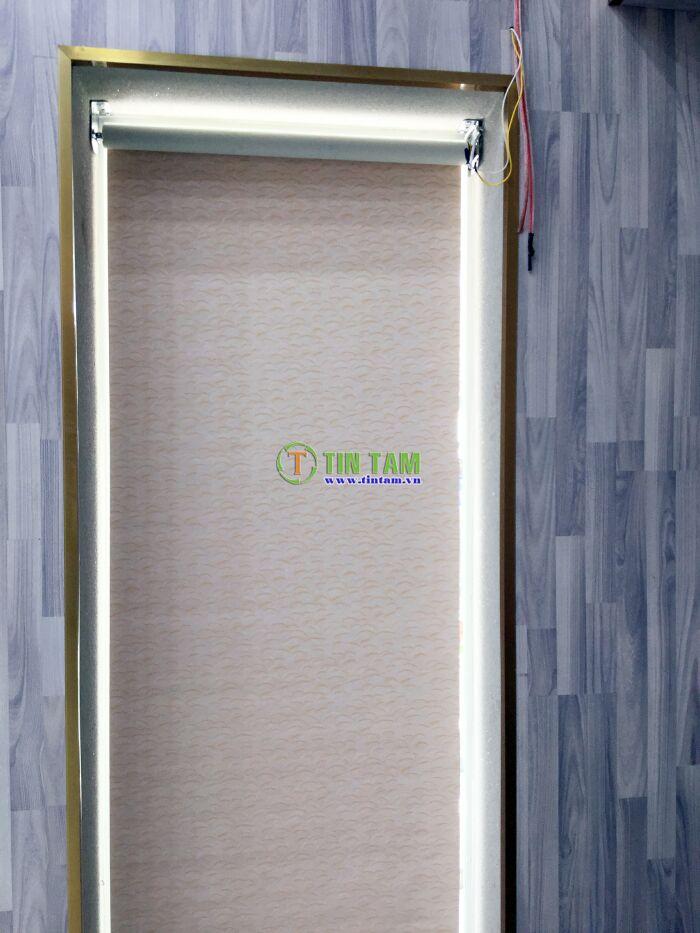 màn rèm cửa tự động