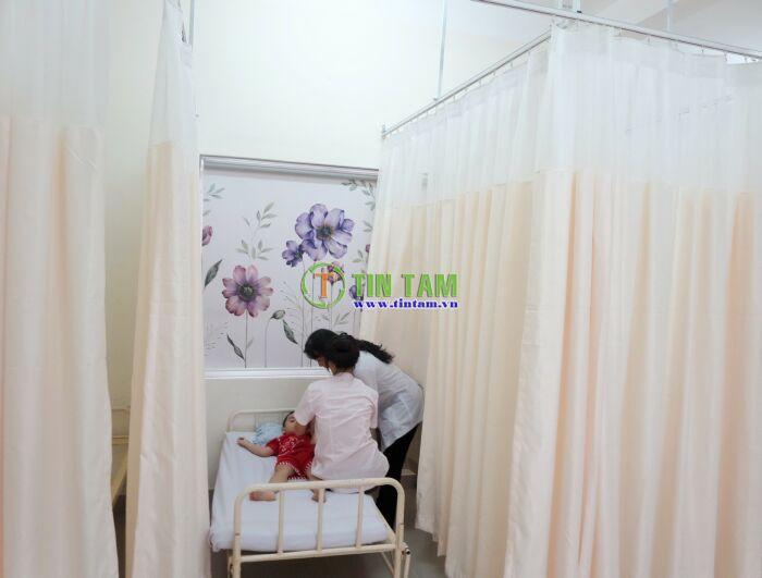 rem cua cho benh vien, rèm cửa cho bệnh viện