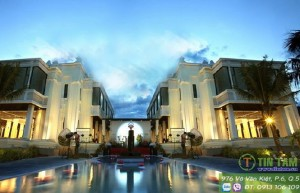 Rèm Cửa Champa Resort Spa Mũi Né Phan Thiết 4Sao