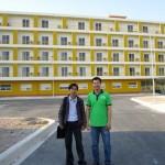 Màn sáo văn phòng – Rèm cửa ký túc xá Posco huyện Tân Thành, tỉnh Bà Rịa Vũng Tàu