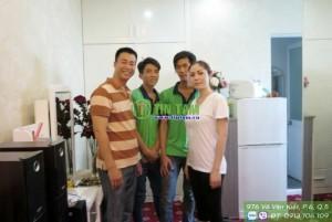 Giấy dán tường – Nguyễn Biễu, Quận 5