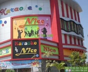 Giấy dán tường 3d, giấy dán tường karaoke – Anh Nam đường Nguyễn Biễu, Quận 5