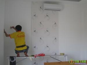 Giấy dán tường Chi Oanh Nguyễn Ảnh Thủ Quận 12 TPHCM