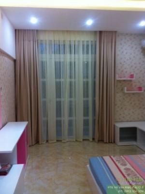 Rèm Cửa – giấy dán tường nhà phố anh Tân Cư Xá Bắc Hải Quận 10 TPHCM