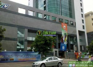 Màn sáo cuộn- Đài Truyền Hình Thành Phố Hồ Chí Minh Nguyễn Thị Minh Khai Quận 1 TPHCM