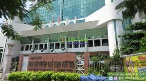 Màn sáo cuộn, màn sáo văn phòng – Sân vận động Phú Thọ tại Lữ Gia, Quận 11