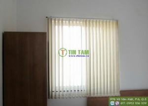 Rèm lá dọc văn phòng – Cty Jang Dae Sung Tây Ninh