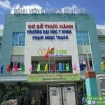 Rèm y tế, rèm bệnh viện, màn cửa văn phòng – Bệnh viện Bình Tân quận Bình Tân TPHCM