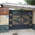 Màn cửa cao cấp – giấy dán tường biệt thự Trần Gia Quận 7 TPHCM