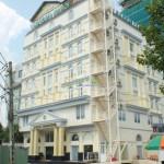 Rèm Cửa Khách Sạn Sài Gòn Hà Nội Nguyền Văn Trỗi Quận Phú Nhuận