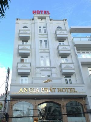 Giấy dán tường, màn vải, màn chống nắng – Khách sạn An Gia Phát Quận 7