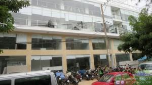 Rèm sáo, màn sáo văn phòng – Cty Shoefabrik Trung Sơn – Bình Chánh